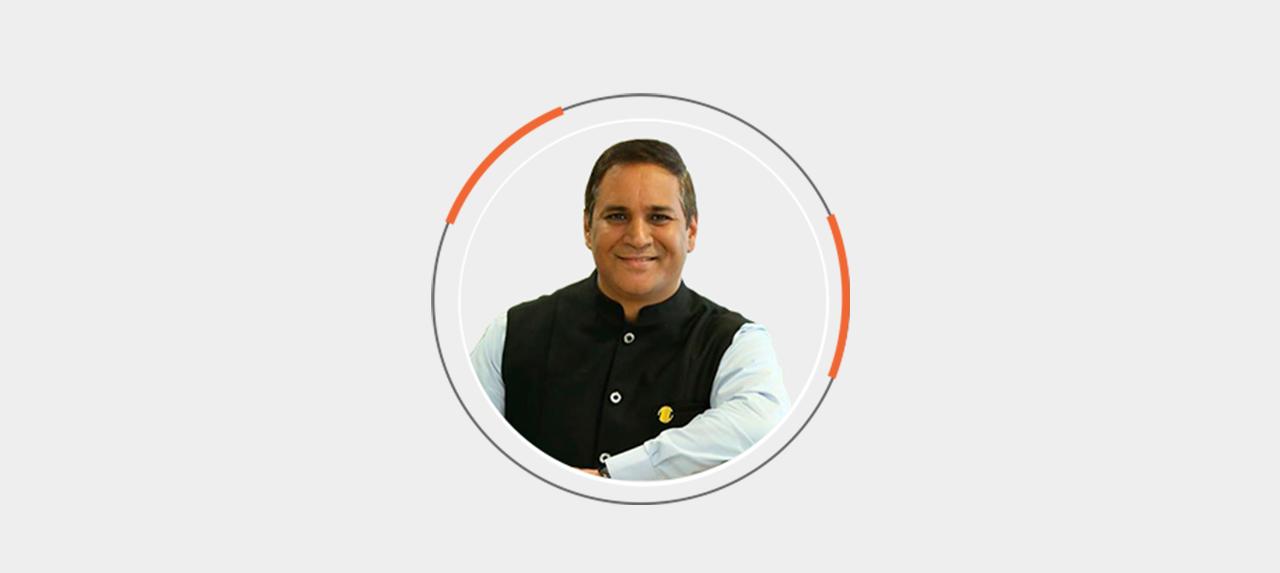 Vineet Rai – Reimagining India: walking into the decade for action